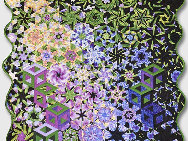 John_Marlow Laser Cut Quilt 1