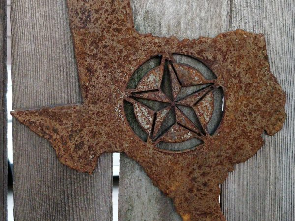 Spoonanator Texas weathered